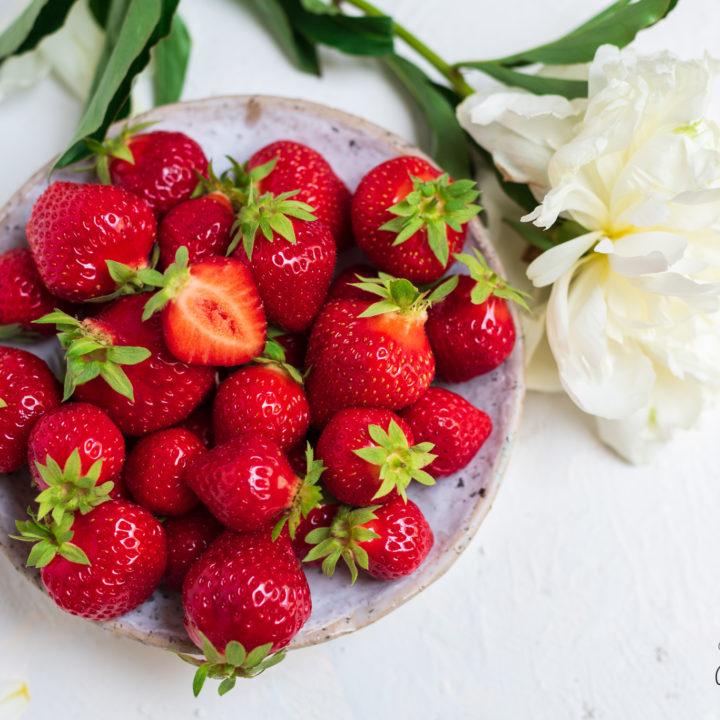 Warzywa, owoce, kwiaty / Vegetables, fruits and flowers