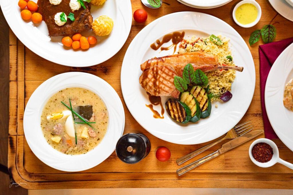 zdjęcia jedzenia Szczecin