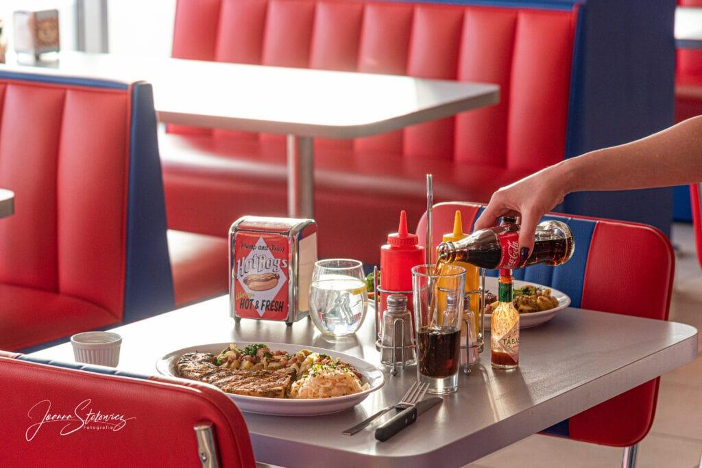 zdjęcie z restauracji